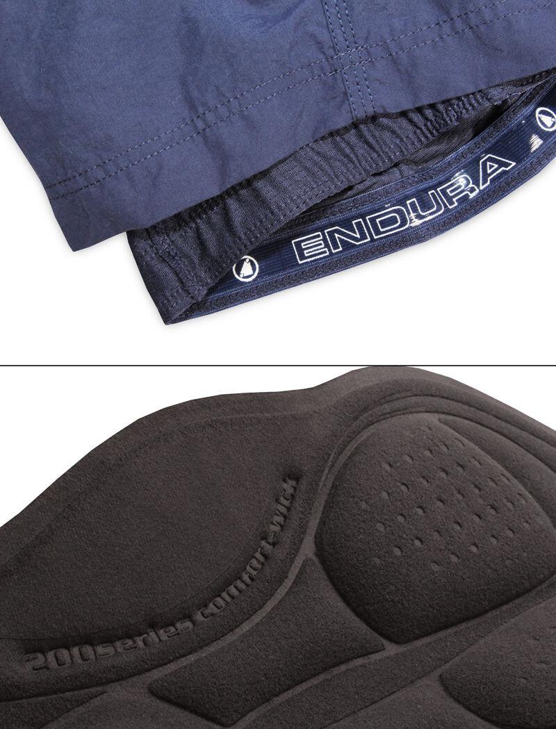 261275da2d Endura Cairn 200 Series - Culotte corto sin tirantes Hombre - azul ...